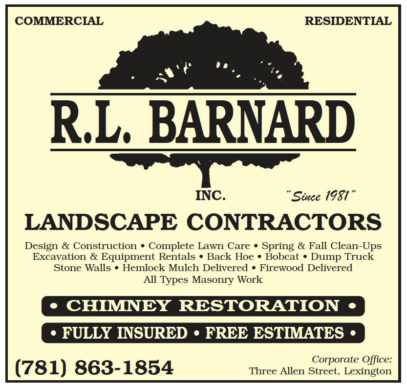 Barnard R L Landscaping